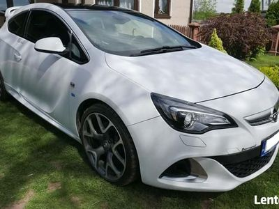 używany Opel Astra OPC 280hp