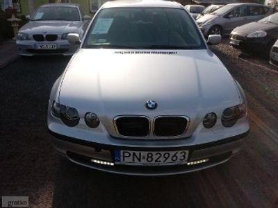 używany BMW 318 SERIA 3 IV (E46) td