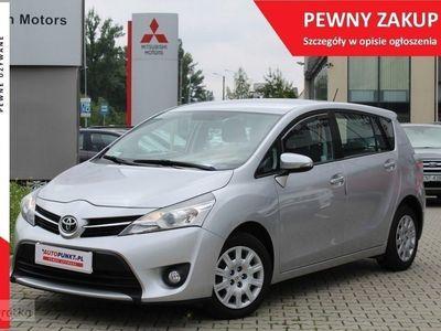 używany Toyota Verso Salon Polska, Klimatyzacja, 6-Biegów, Klimatyzacja, Wielofunkcyjna