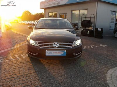 used VW CC 2dm3 140KM 2012r. 122 000km Salon Polska 2.0 TDI 140 KM