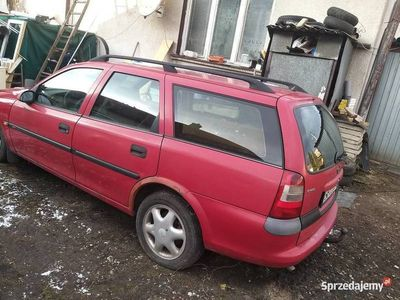 używany Opel Vectra B 2.0 diezel
