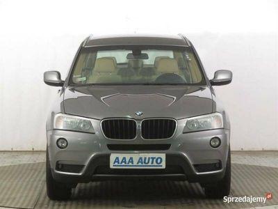 używany BMW X3 xDrive20d