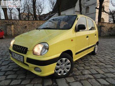 używany Hyundai Atos 1dm3 55KM 2002r. 168 000km Raty bez banku