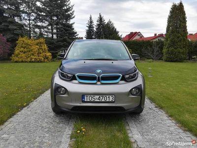 używany BMW i3 REX 60 Ah 2016r niski przebieg 15000km