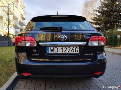 używany Toyota Avensis kombi 2013 2.0 D4D Premium krajowy II właś.