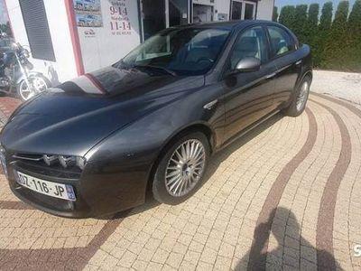 używany Alfa Romeo 159 I 1.9JTD 150KM sedan automat sprowadzna
