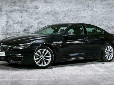 używany BMW 640 SERIA 6 d xDrive Gran Coupe 313KM M Sport Head-Up Domykanie Akt. tempomat