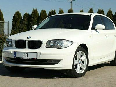 używany BMW 116 2dm 116KM 2009r. 149 000km
