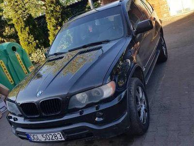 używany BMW X5 e53 Zamienie