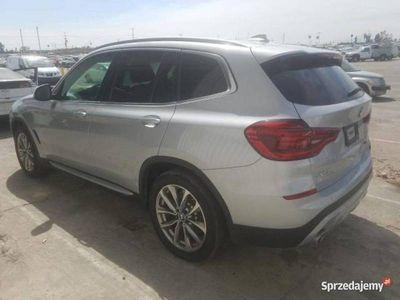 używany BMW X3 X3sDRIVE 30i 2.0l 248KM autom. 2018 F25 (2010-)