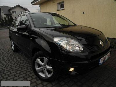 używany Renault Koleos 2dm 150KM 2009r. 220 000km