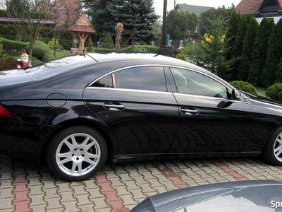 używany Mercedes CLS350 Benzyna, 7G-Tronic, jasne wnętrze