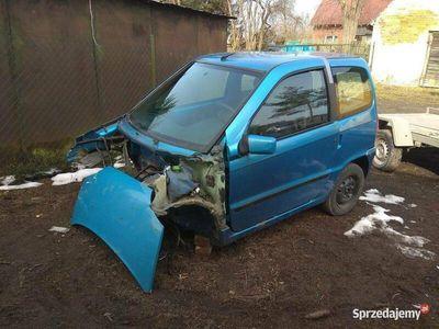 używany Aixam Microcar Ligier uszkodzony