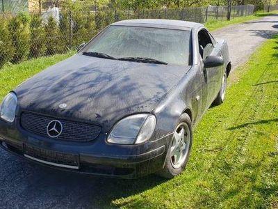 używany Mercedes SLK200