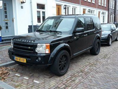 używany Land Rover Discovery 2.7dm 240KM 2008r. 146 000km