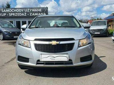 używany Chevrolet Cruze 1.6dm 124KM 2011r. 166 518km