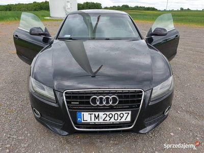 używany Audi Coupé