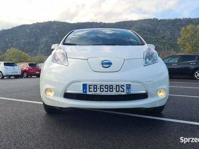 używany Nissan Leaf 30 kWh, 2016r, super stan. FV23%, ew. zamiana