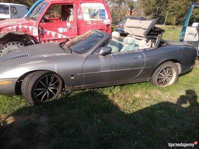 używany Jaguar XKR 4.2 cabrio 2003