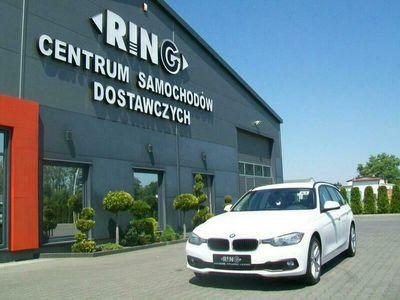 używany BMW 318 2dm 150KM 2016r. 168 000km