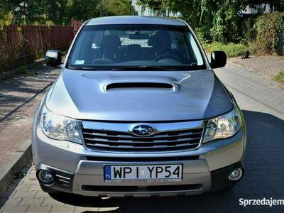używany Subaru Forester S. Polska / F-ra VAT/ Serwisowany/ Bezwypadkowy/ 1-wszy Właśc./ Okazja III (2008-2012)
