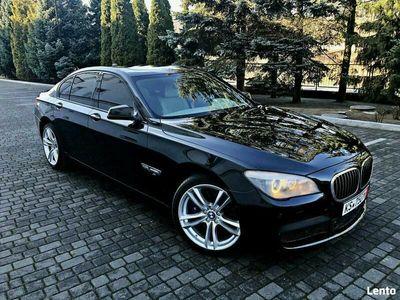 używany BMW 750 4.4dm 407KM 2010r. 219 000km