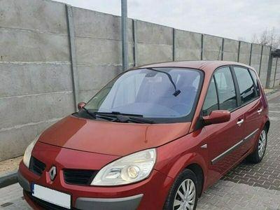 używany Renault Scénic 1.9dm 130KM 2007r. 133 755km