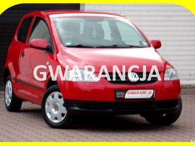 używany VW Fox Gwarancja / wspomaganie / 1,2 / 2007r