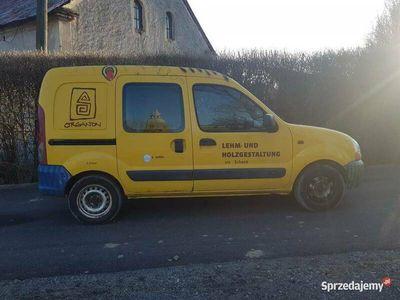 używany Renault Kangoo 1.9diesel