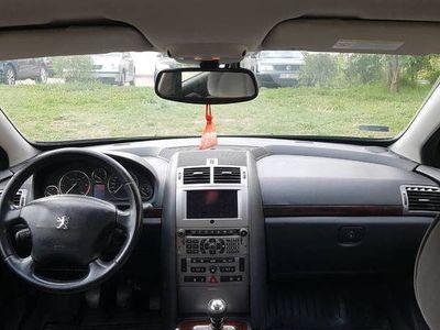 używany Peugeot 407 2.0 HDI Sedan NAVI zamiana/sprzedaż