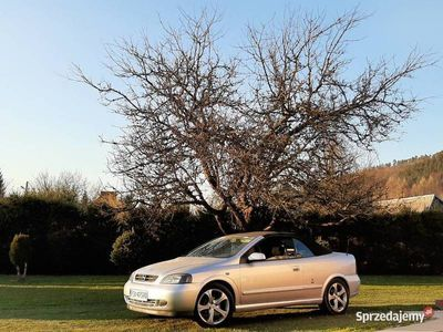 używany Opel Astra BERTONE CABRIO,MEGAAA! Piękna,ZOBACZ!
