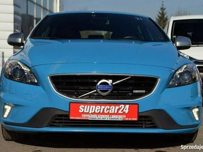 używany Volvo V40 V40 1.6dm3 115KM 2013r. 179 696kmR-Design, Navi, Serwis ASO, Gwarancja!!!