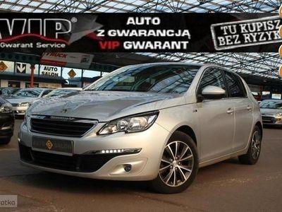 używany Peugeot 308 1.6dm 120KM 2016r. 56 000km