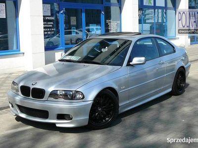 używany BMW 330 SERIA 3 IV (E46) 330 Ci Coupe SMG (SSG), 231KM, bardzo dobry stan.