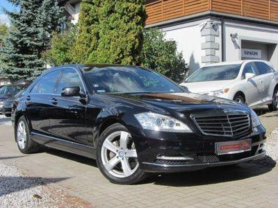 używany Mercedes S350 3dm 258KM 2013r. 242 000km