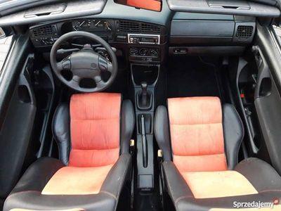używany VW Golf Cabriolet 3 cabrio 1.9 TDI 1Z /zamiana
