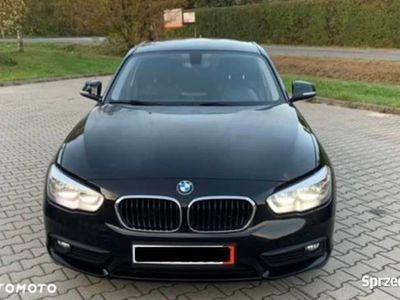 używany BMW 116 d F20/21
