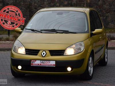 używany Renault Scénic II 1.6dm 113KM 2004r. 246 000km
