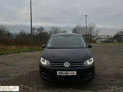 używany VW Sharan 2dm 150KM 2017r. 239 000km
