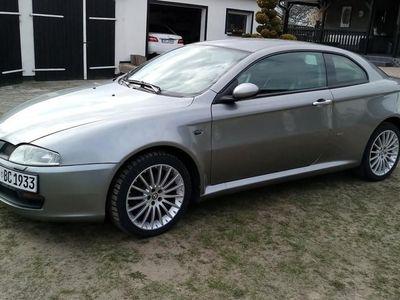 gebraucht Alfa Romeo GT Skóra Grzane Fotele *RATY*