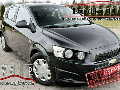 używany Chevrolet Aveo 1.3dm 95KM 2012r. 204 000km