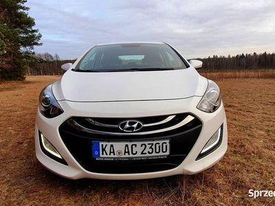 używany Hyundai i30 II 2013 Benzyna Led Tempomat Alufelgi