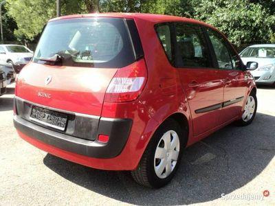 używany Renault Scénic Expression 2.0 Benzyna 135 KM Klimatronic Stan BDB Kredyt Bez BIK II (2003-2009)