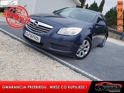 używany Opel Insignia 2dm3 160KM 2011r. 188 566km navi ** bogato wyposażona ** serwis aso ** warto