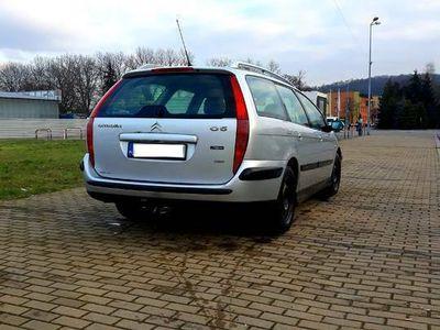 używany Citroën C5 2.0HDi 109KM Manual 2003r. Klima,Hak