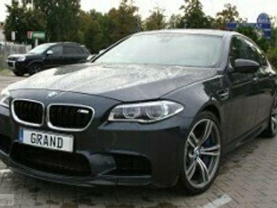 """używany BMW M5 V (F10) Competition,575KM,carbon,B&O,alu20"""",wersja otwarta"""