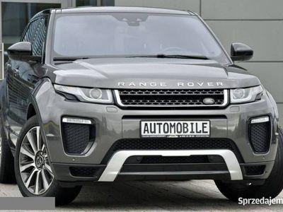 używany Land Rover Range Rover evoque DYNAMIC! MAX OPCJA! Xenon! Ledy! Skóry! Head Up! 180KM! JAK NOWY!
