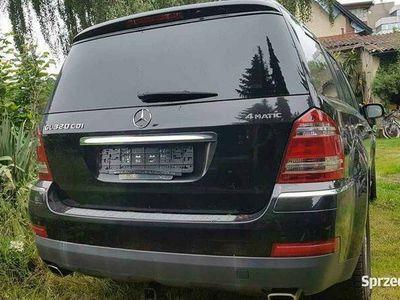 używany Mercedes GL320 4matic