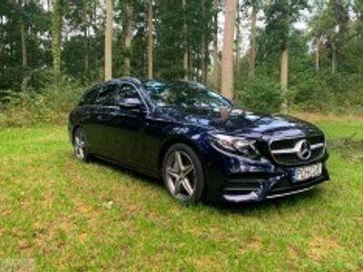 używany Mercedes S400 Klasa E W2134Matic S213 Faktura VAT-Marża