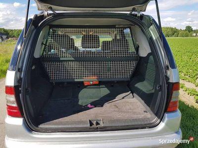 używany Mercedes ML320 4x4 LPG